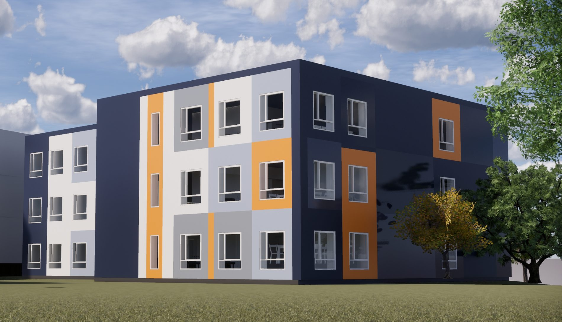 Torp Campus Hybelbygg - Point Design