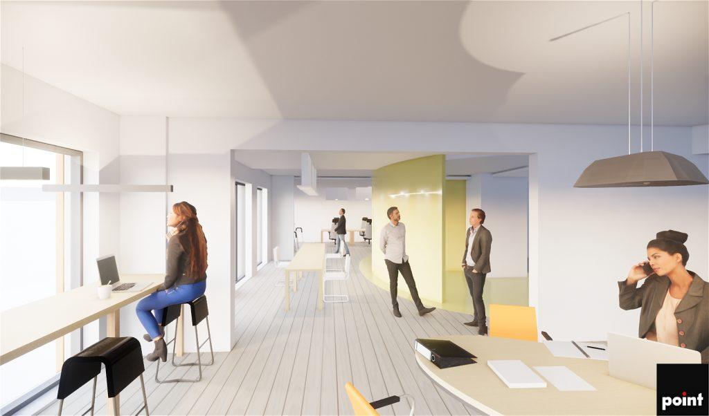 Eeks Gård Skien - Rehabilitering - NAV - Point Design