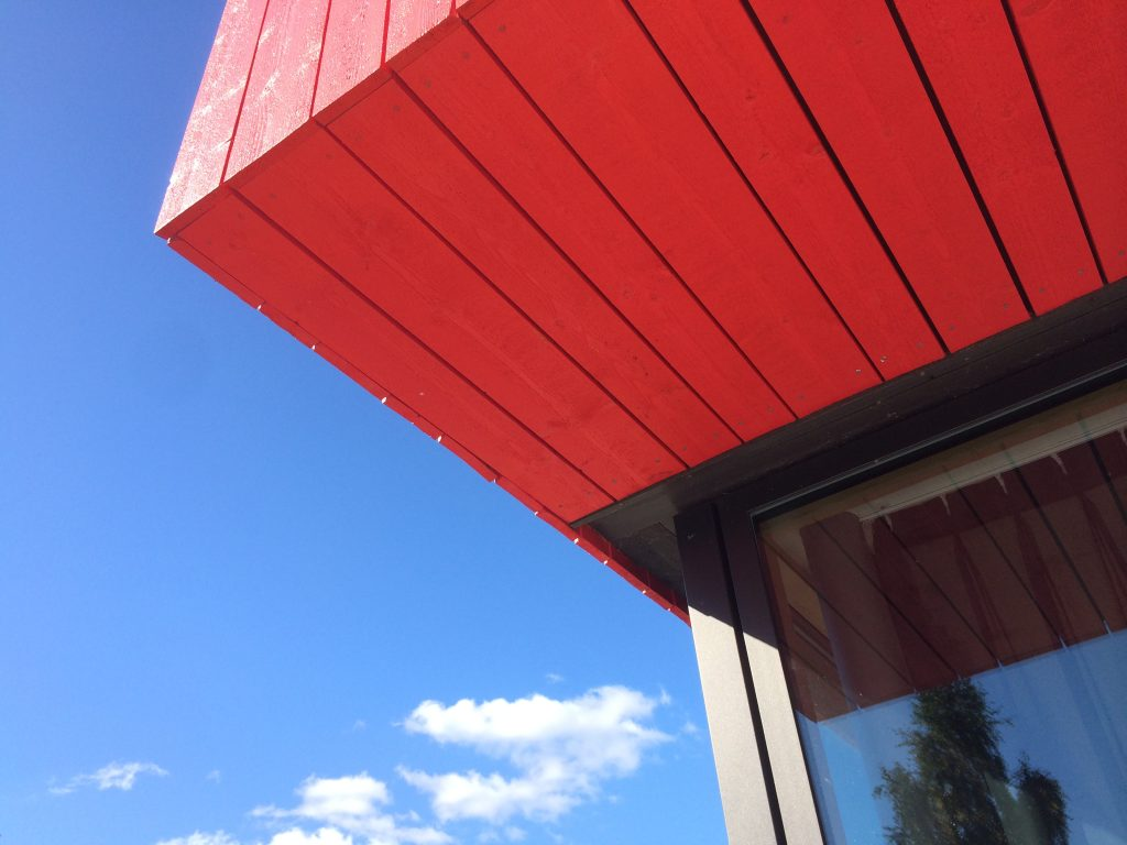 Enebolig Tveit Drangedal - Point Design