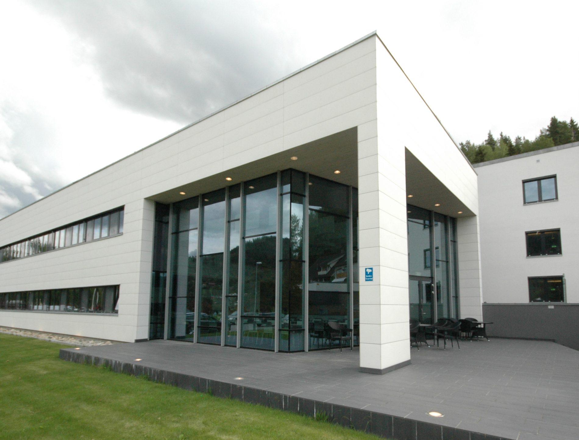 Notodden Energi - Nybygg - Point Design