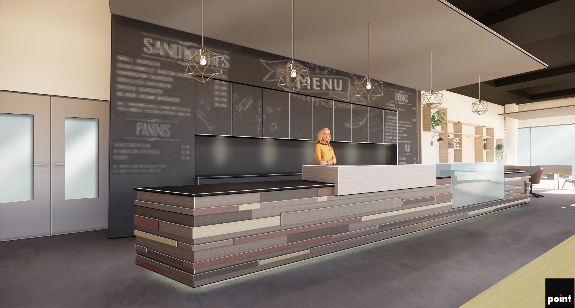 Skien Bankbygg Telemarksgata 10 - Rehabilitering - Point Design