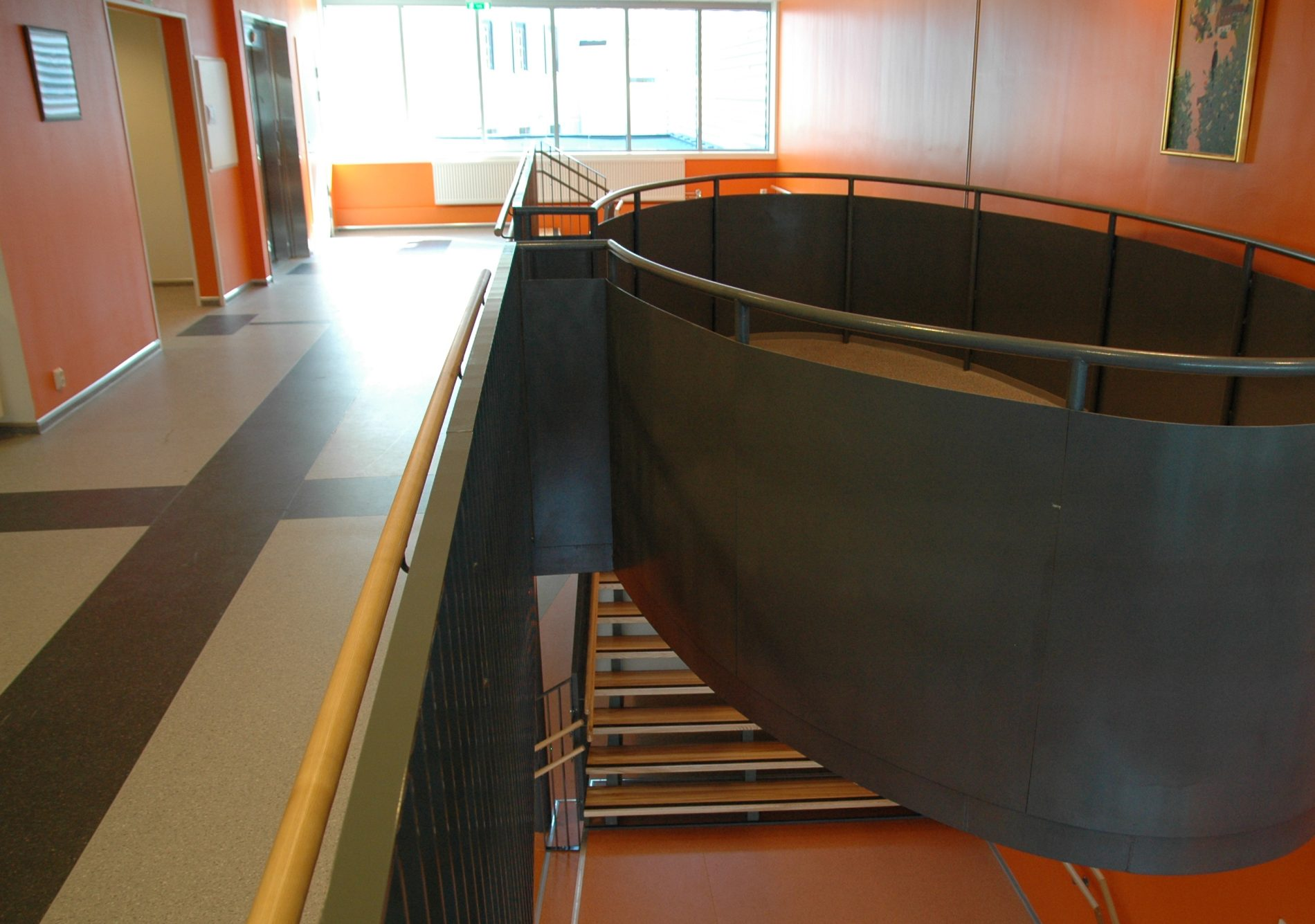 Notodden videregående skole - Point Design