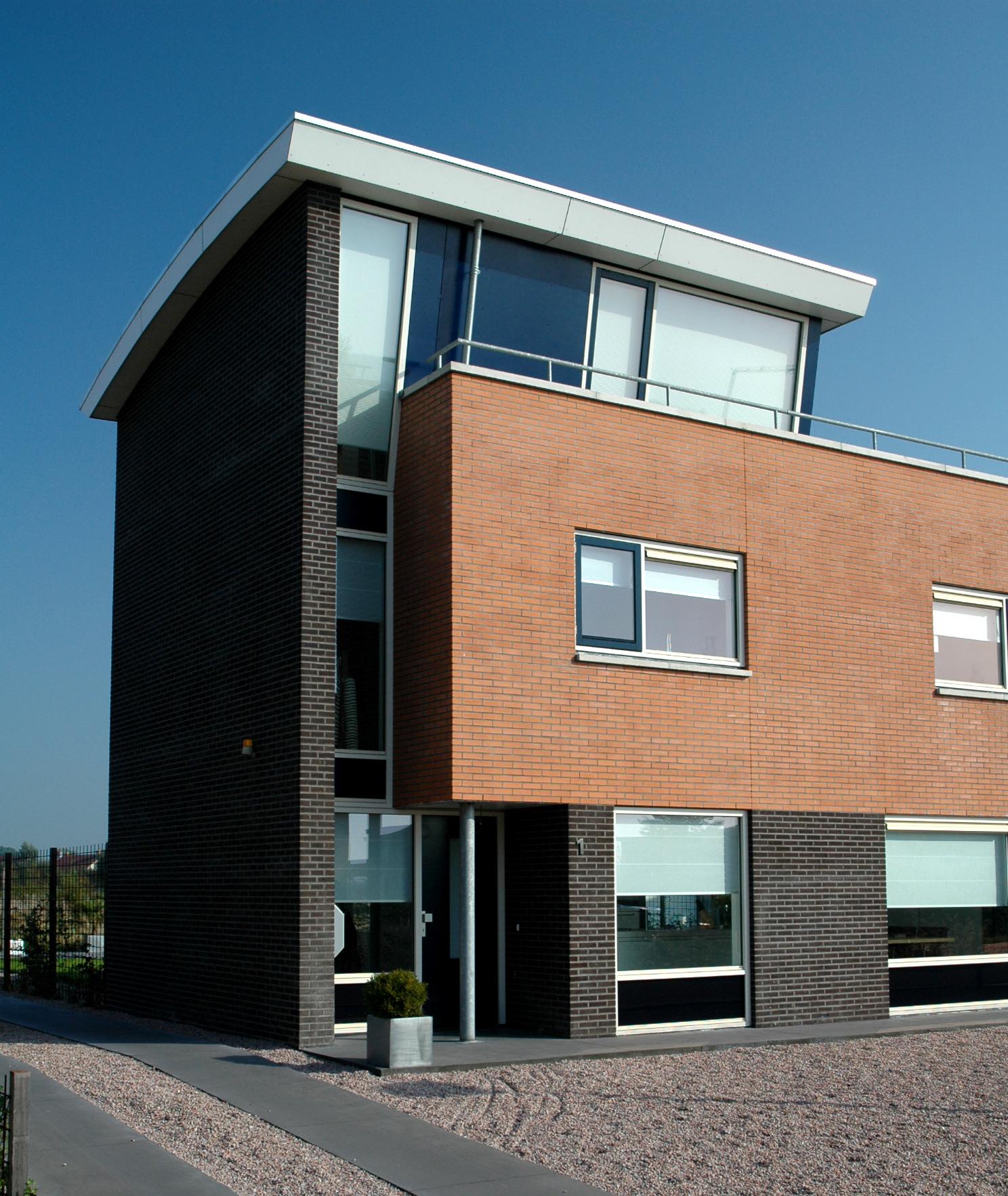 Boligprosjekter i Nederland