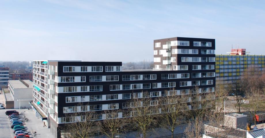 Arkitektprosjekter i Nederland